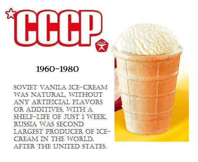 Soviet ice-cream